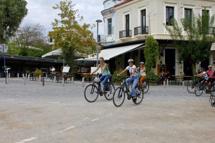 Private Bike Food Tour